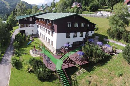 Hotel Venuše in Špindlerův Mlýn
